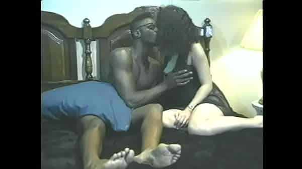 Black guy in glasses hard fucks in all positions a lustful Asian whore and cums on her round ass